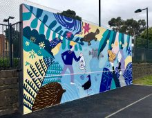 Mural – Anderson Park
